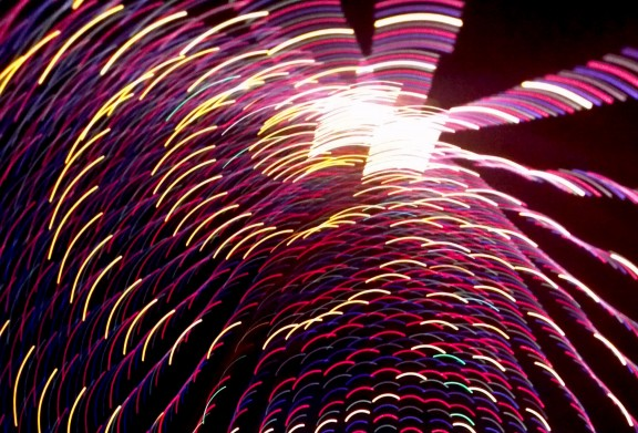 Spinning under the Zilker park Christmas tree is an Austin tradition.