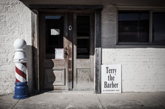 Terry the Barber