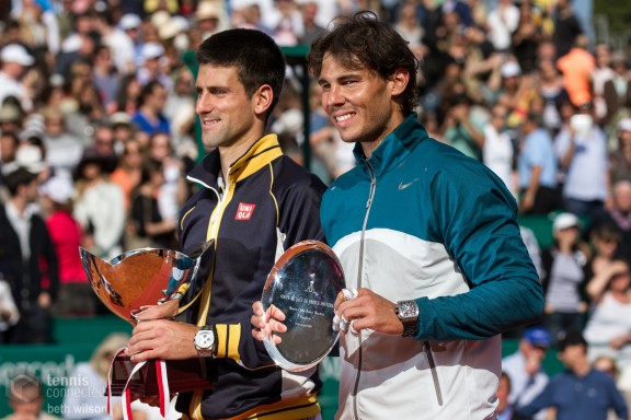 Novak and Rafa