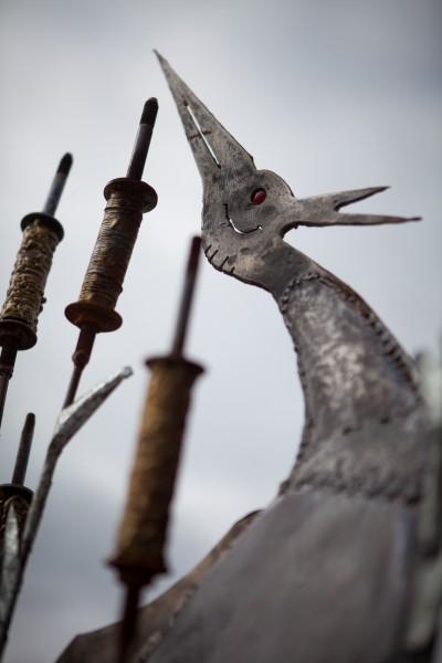 Salt Grass Bird