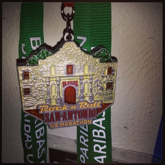 San Antonio Half Marathon