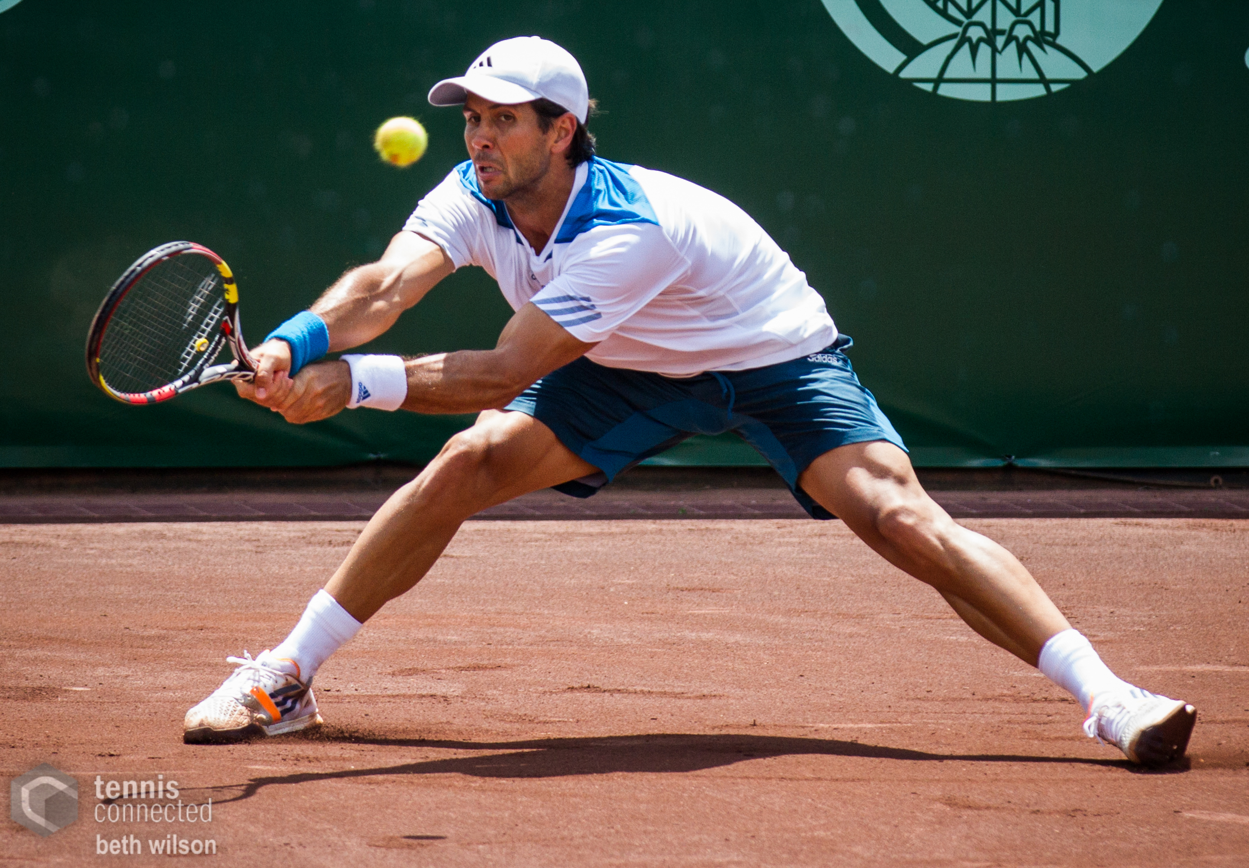 US Men's Clay Court Championships Semifinal