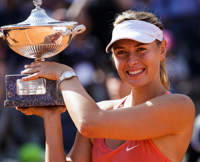 Rome: Women's Singles Final
