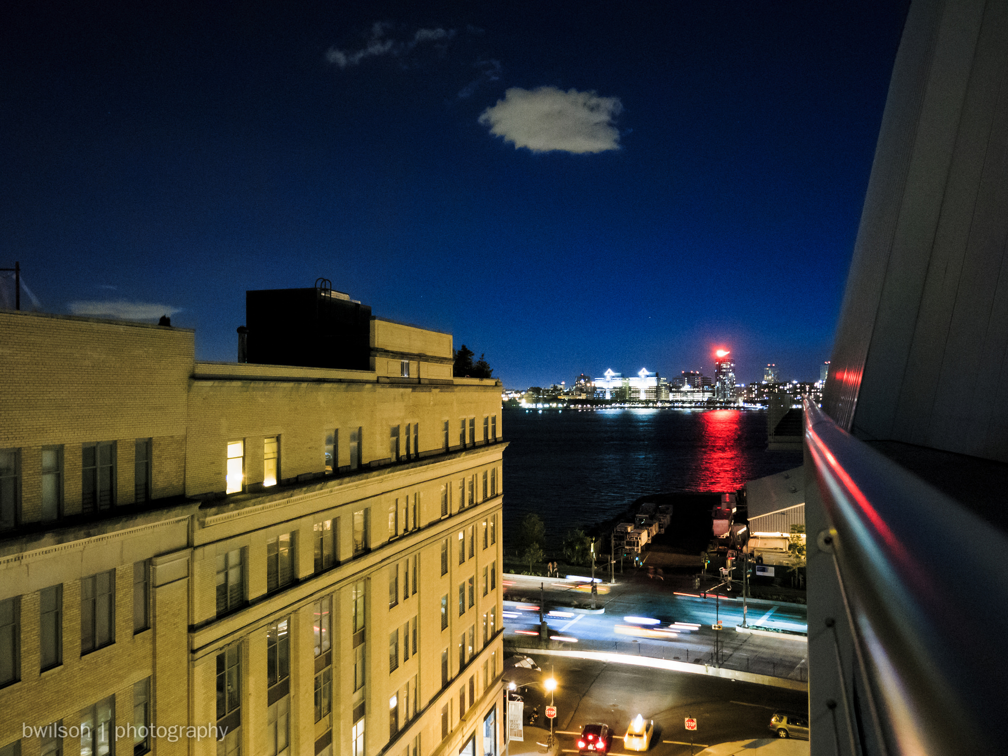 View from the Whitney